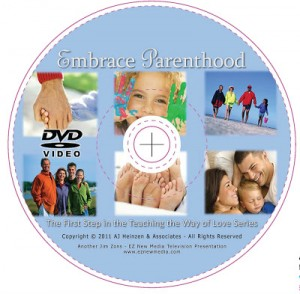 Embrace Parenthood DVD