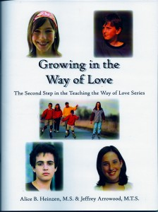 Growing in the Way of Love Workbook