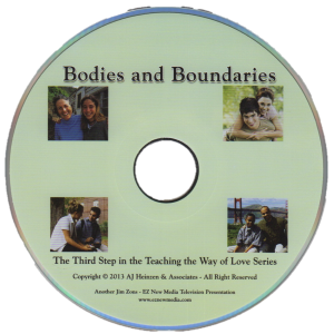 Bodies & Boundaries DVD
