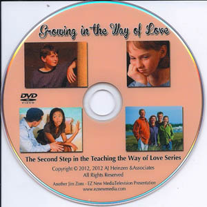 Purchase Growing in the Way of Love DVD's